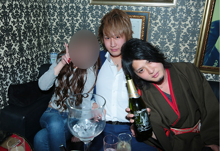 JP 代表 BIRTHDAY PARTY